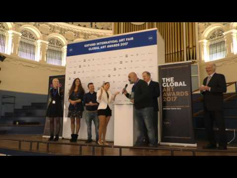 Oxford art fair 2017 Awards