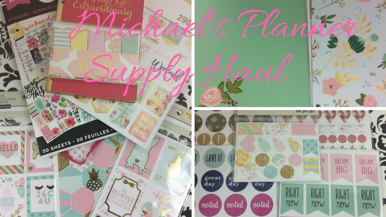 Scrapbook paper at michaels