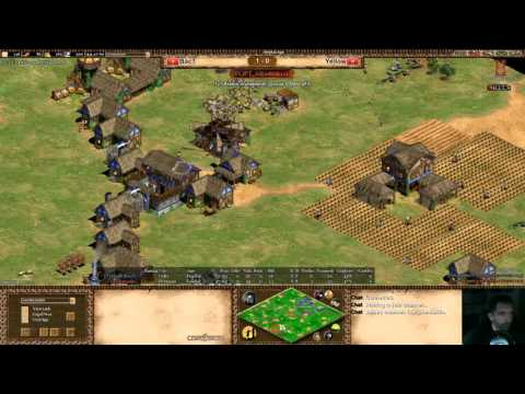 1v1 arabia invitational BacT vs Yellow Game 2 Celts vs Persians