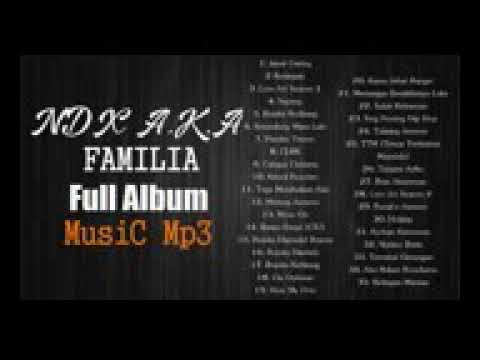 NDX AK full album