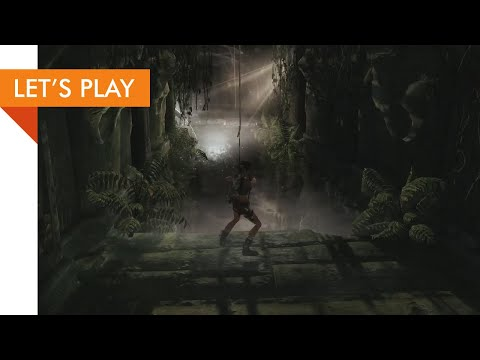 Let's Play - Tomb Raider: Legend (Level 4 - Ghana)
