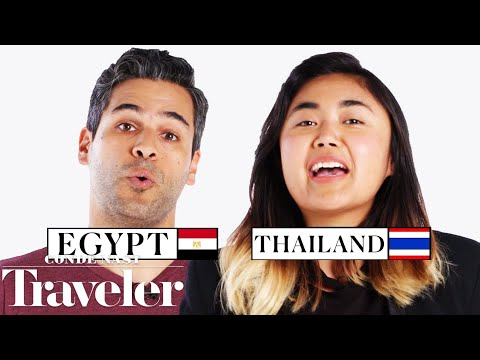 70 People Imitate What Cats and Dogs Sound Like in 70 Countries | Condé Nast Traveler