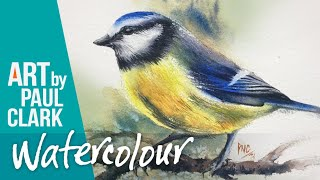 ... by professional artist paul clarkwebsite:https://www.artbypaulclark.co.ukfor a full range of watercolou...