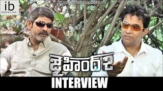 Arjun & Jagapathi Babu interview about Jai Hind 2 - idlebrain.com
