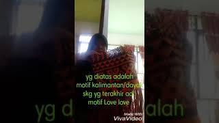 Download Video Tas talikur erwina motif kalimantan MP3 3GP MP4