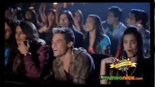 Amor de Pelicula - Grachi - (Isabella Castillo & Andres Mercado)
