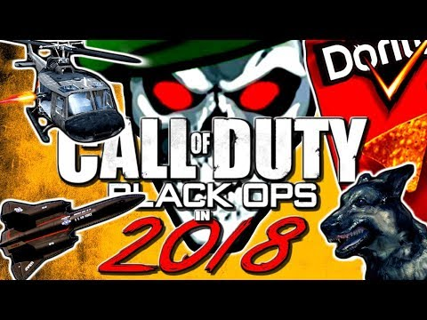 Call Of Duty: Black Ops in 2018 (200,000+ PLAYERS ONLINE) PS3 + XBOX ONE