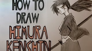 Ep. 58  How to draw Himura Kenshin