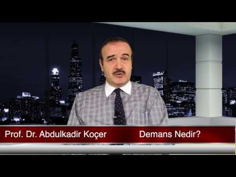 Prof. Dr. Abdulkadir KOÇER - Demans, Alzheimer Ve Parkinson Nedir?