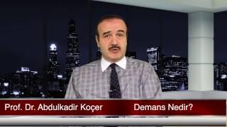 Prof Dr Abdulkadir KOÇER Demans Alzheimer ve Parkinson Nedir 0216 518 0 518
