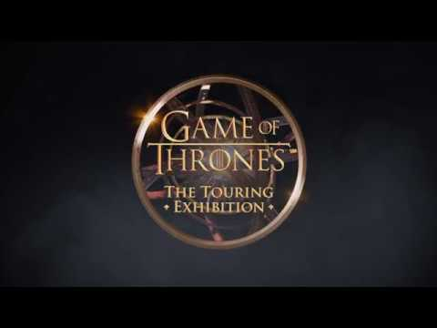 Game of Thrones: The Touring Exhibition – Paris