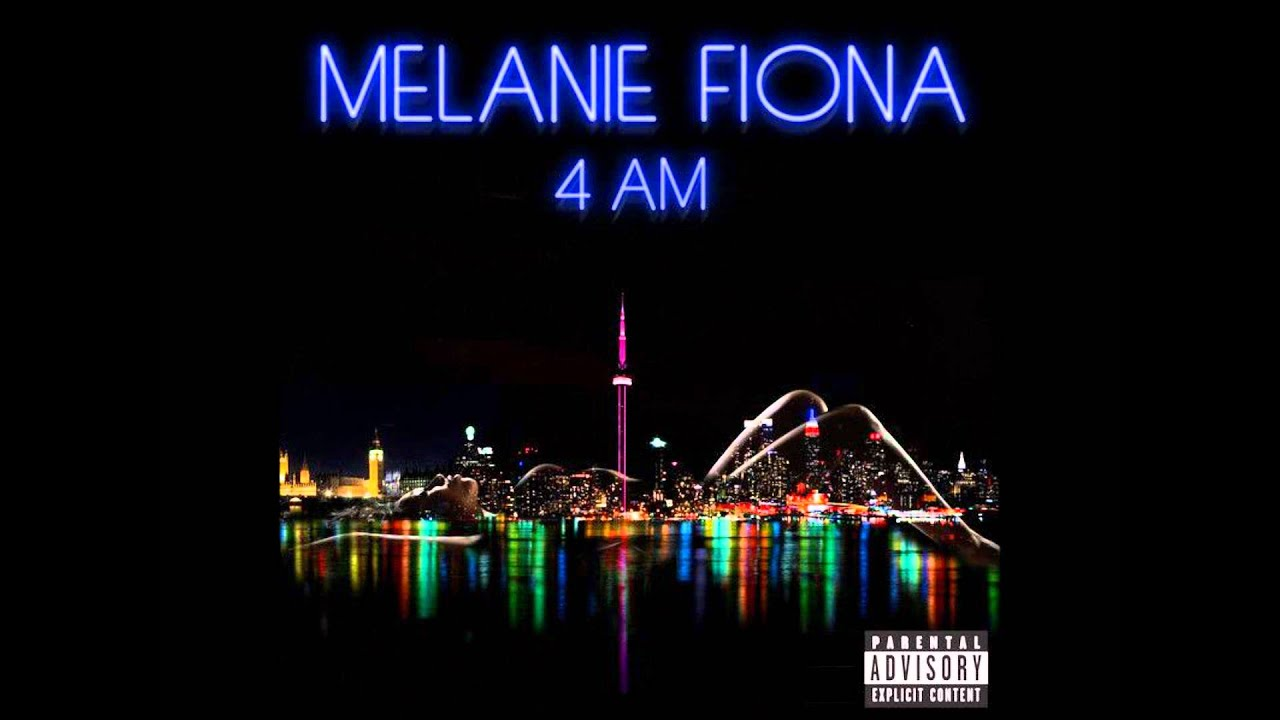 Melanie Fiona - 4AM (Lyrics) - YouTube