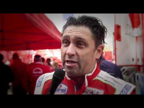 Dakar pre prologue in the Netherlands - 2016 Dakar