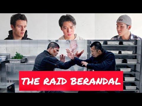 REAKSI | The RAID 2 Berandal Final Scene by Foreign Film Maker