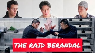 REAKSI | The RAID 2 Berandal Final Scene by Foreign Film Maker