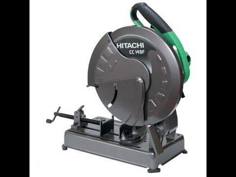 Cortadora de metales HITACHI