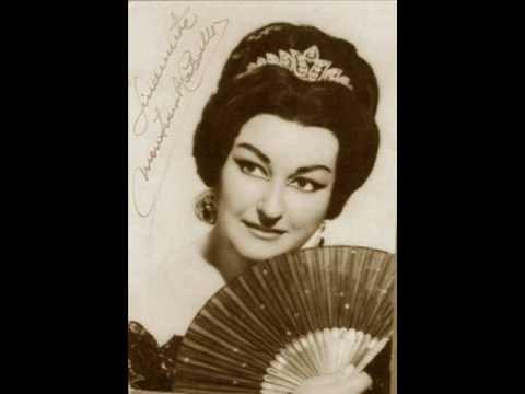 Montserrat Caballe-Casta Diva, La Scala 1972