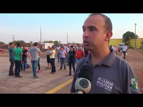 Escola Militar Tiradentes de Confresa convida todos para o desfile de 07 de Setembro