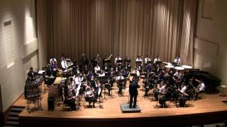 Pulsation - Richard Saucedo, conducting - 2012