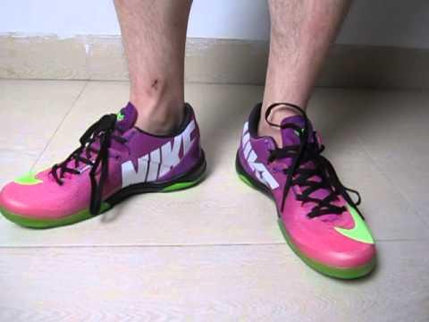 4a9493130470 Nike Kobe 8 System MC Mambacurial FB On-feet - YouTube