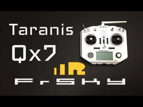 Frsky Taranis QX7--part 1