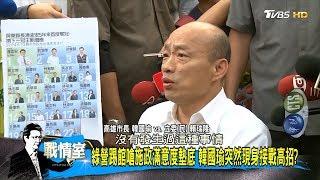 韓國瑜向藍營喊話:還要永遠後悔嗎 選舉歷史教訓? 少康戰情室 20190911