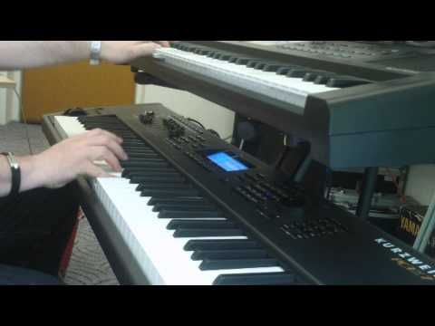 KURZWEIL PC3K  - Sweetwater Saxofon