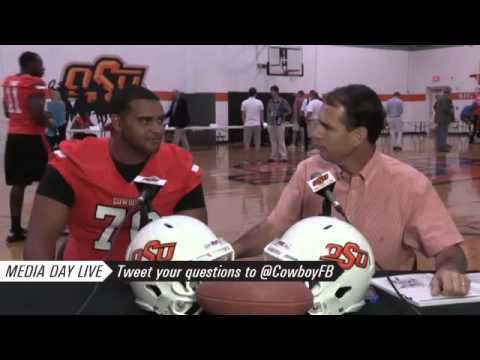Jonathan Rush Interview - Media Day Live 2012