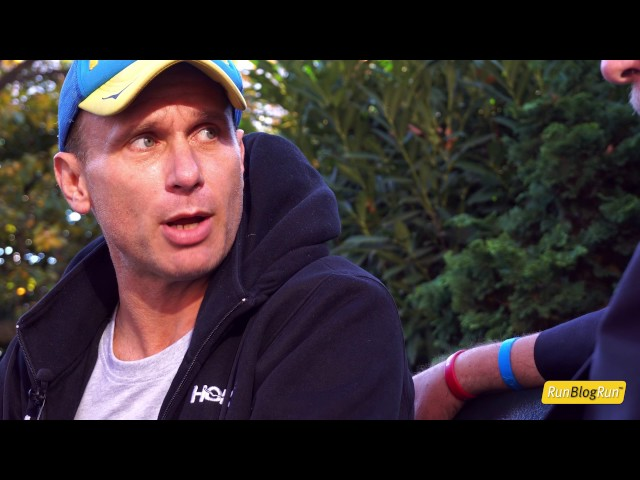 2016 HOKA ONE ONE Coaching series: John Trautmann