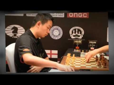 Wei Yi   Chess Mega Star   Remixed# =