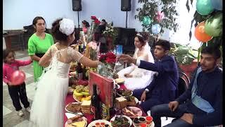 Цыганская Свадьба Красавчик Самоня г  Пенза 2 часть (Петя и Тамара)