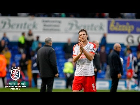 Match preview: Mark Hudson on HTAFC vs Derby