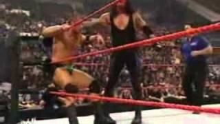 Batista vs Undertaker vs Edge Armageddon 2007