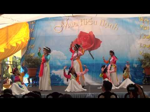 Mua Vu Lan 2014 - Hoi Trang ram : GDPT Thien Minh