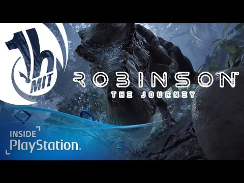 Robinson: The Journey: PS VR-Gameplay - Erste Schritte in de