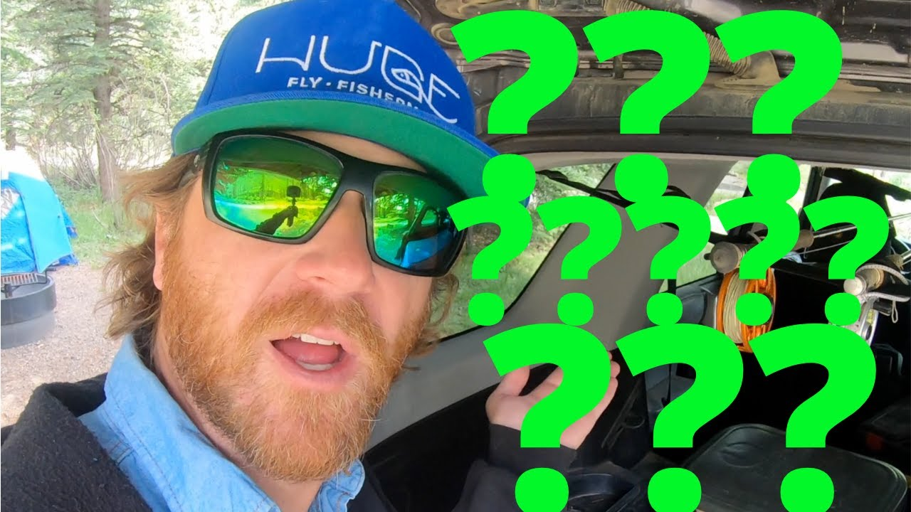 WHAT'S IN MY TRUCK? (fly fishing)