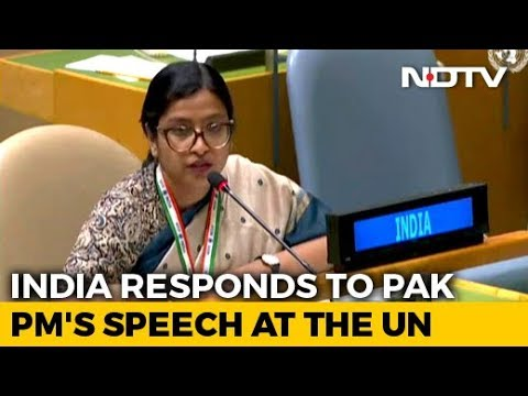 "Imran Khan's Nuke Remark ""Brinkmanship Not Statesmanship"": India At UN"