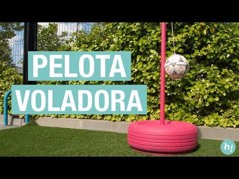 Cómo Un Pelota Diy De Neumático'tetherball' Con Hacer Juego rhQdtCs