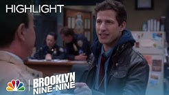 Brooklyn Nine-Nine - The Team Hears Some Scary News (Episode Highlight)