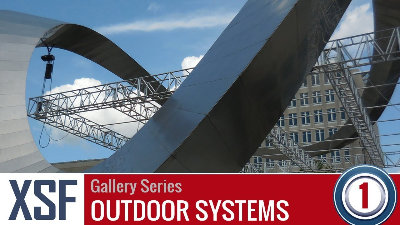 Outdoor and Ground Support Truss Systems - Gallery | Episode #1