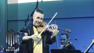 "Nigel Kennedy  feat. Deutsches Kammerorchester Berlin - Melody in the Wind (from ""My World"")"