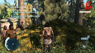 Assassin's Creed 3 Игра в прятки — Полная синхронизация