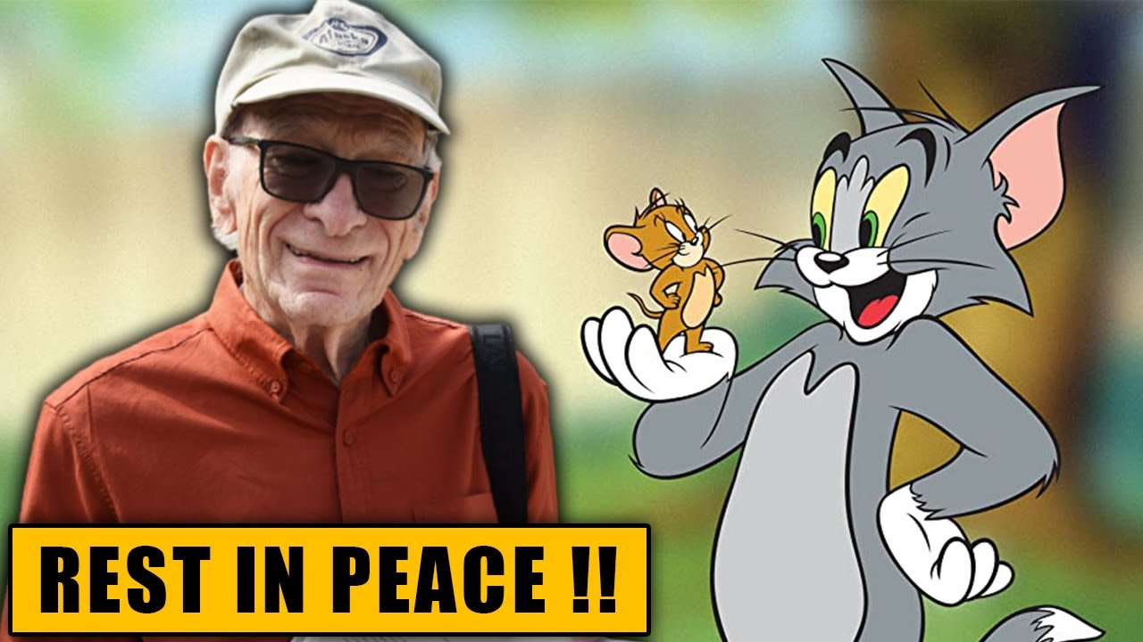 Gene Deitch  Tom and Jerry Director Passed Away at 95