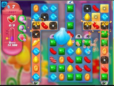 Candy Crush Soda Saga Level 3067 *