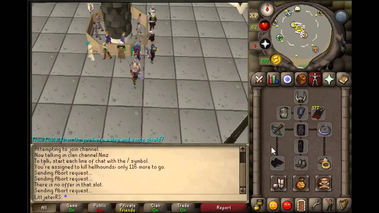 Loot From 10k Bolts At Wyverns Old School Runescape Youtube