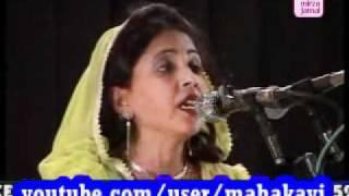 Shabina Adeeb - 01 - Mushaera Lucknow Mahotsav