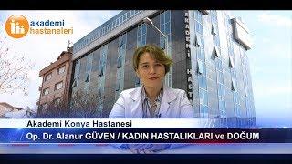 Konya akademi hastanesi kadın doğum doktorları