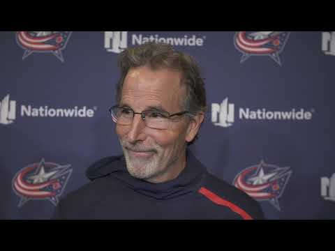 CBJ Pregame Sound 3/19/19: John Tortorella, Boone Jenner and Scott Harrington