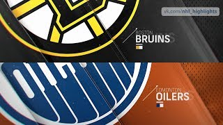 Boston Bruins vs Edmonton Oilers Feb 19, 2020 HIGHLIGHTS HD
