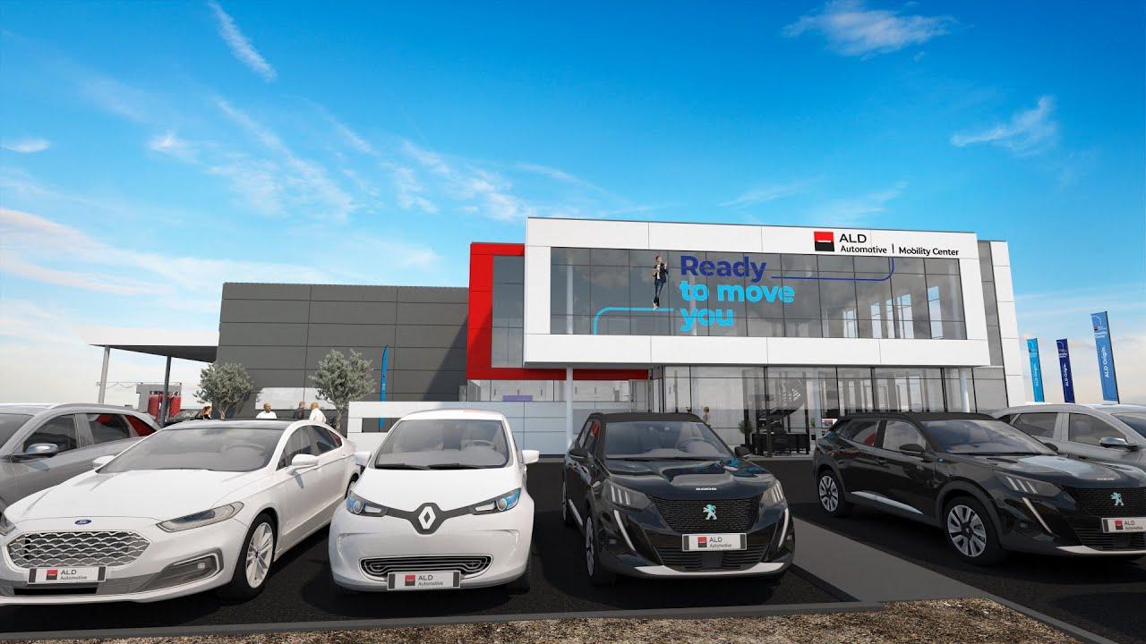 Download ALD Automotive France dévoile son concept de Mobility Center